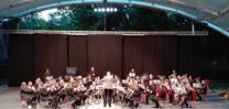 Orkesten fanfare